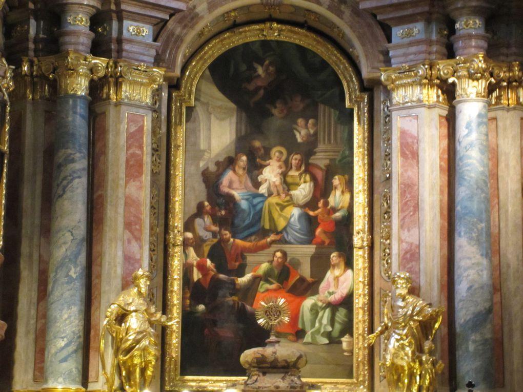 St. Anna Kirche - Vienne Autriche Photos: EmMa (M. et Em. presse)