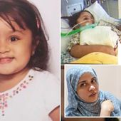 Tafida was given 24hrs to live but she's not ready to die, say parents