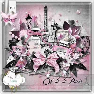 OH LA LA PARIS