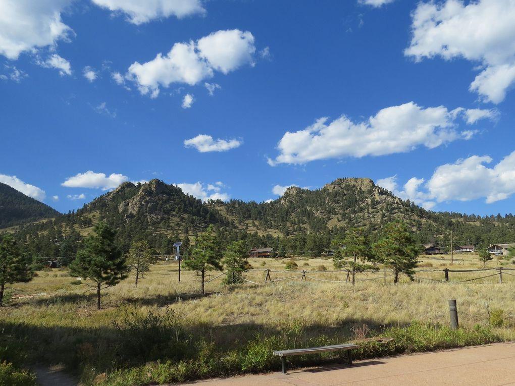 Voyage en Amérique.... Retour sur Denver en passant par Cheyenne et Rocky Mountain