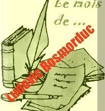Petit rappel : le mois Ludovic Rosmorduc sur Book en stock