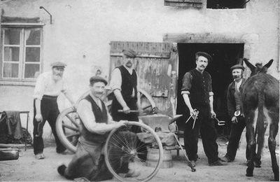 Marechal-Ferrand 1900 à Lapalisse