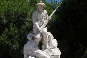 Palavas-les-Flots : commémoration du 11 Novembre 1918
