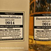 Bunnahabhain Peated 2014 - Passion du Whisky