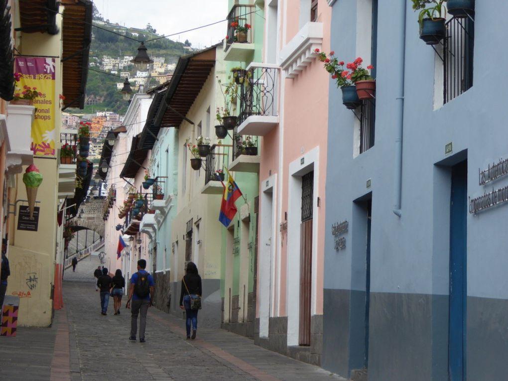 De Cuenca à Quito