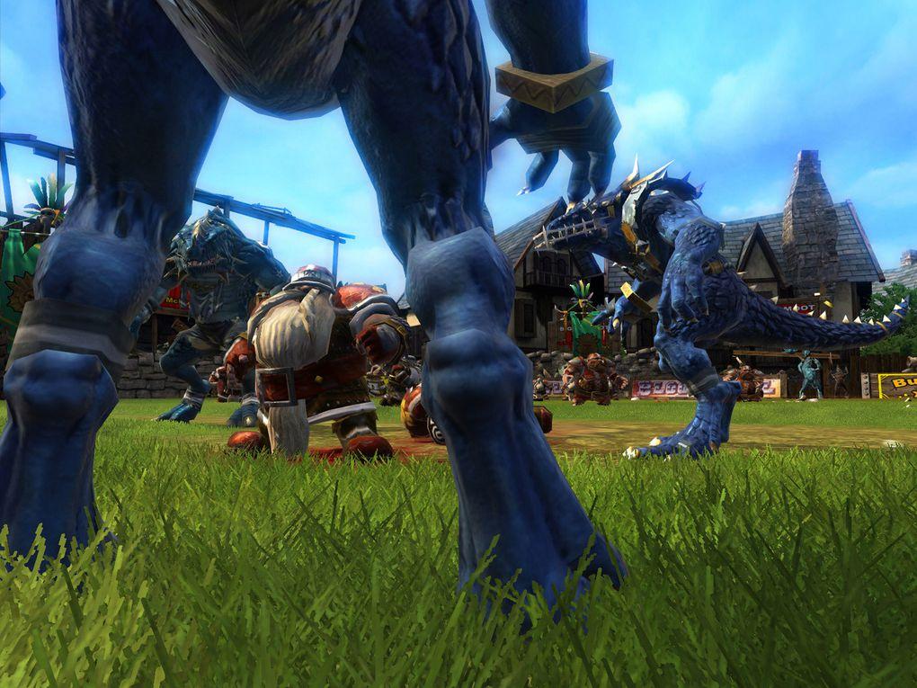 Screenshoot du jeu Blood Bowl