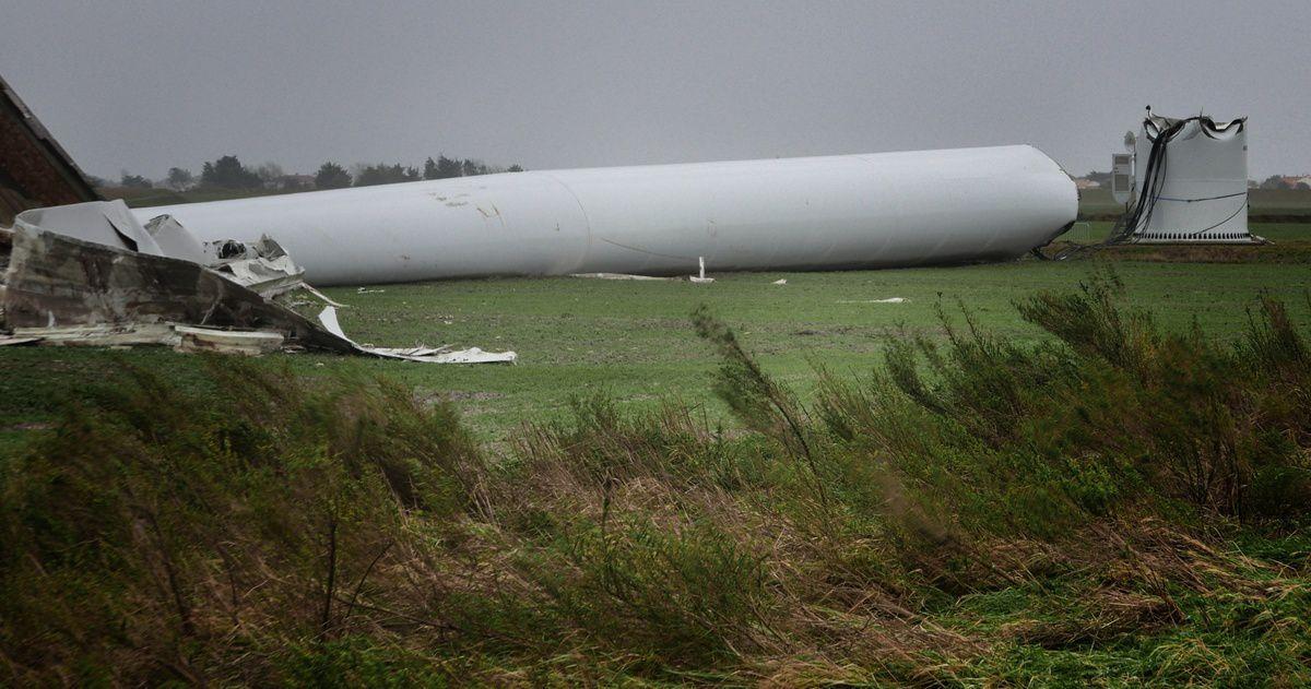 éoliennes de Bouin