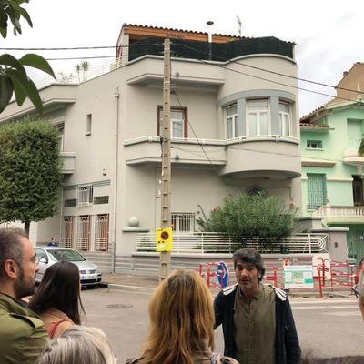4 octobre 2019 : visite du Bas-Vernet