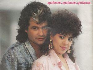 Luisa Fernandez, une chanteuse espagnole de disco-pop, de spanish-disco et de schlager née en 1961 à Vigo en gacile