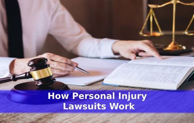 How Personal Injury Lawsuits Work