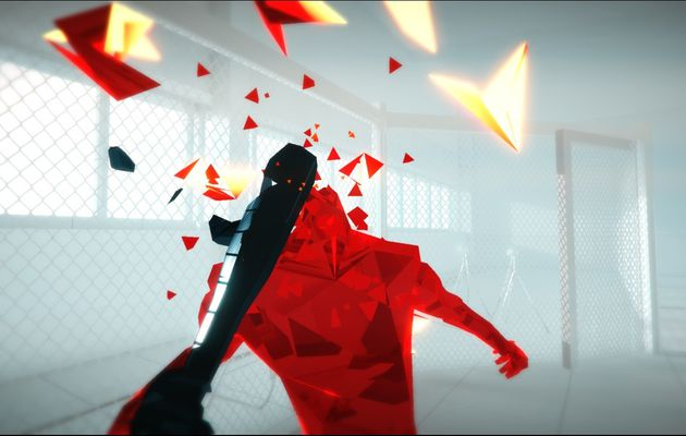 Superhot « Le fameux FPS affronte la Switch  »