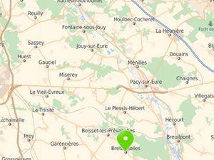 les lévriers galgos d'Espagne à l'honneur à Bretagnolles 27220