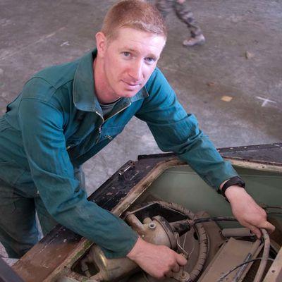 1er RHP : être mécanicien en Afghanistan
