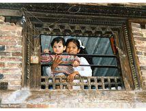 Salut du Népal