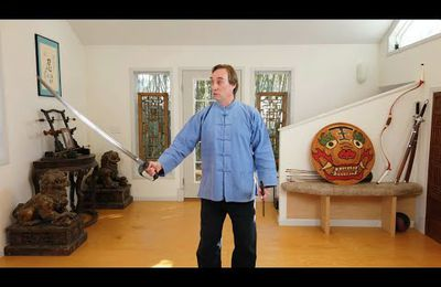 Chinese Swords and Swordsmanship: Qing New Army Sabers par Scott Rodell