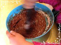 Moelleux courgette et chocolat