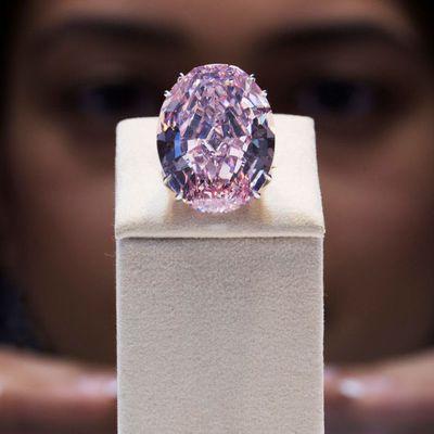 83 millions de dollars : Le diamant le plus cher du monde