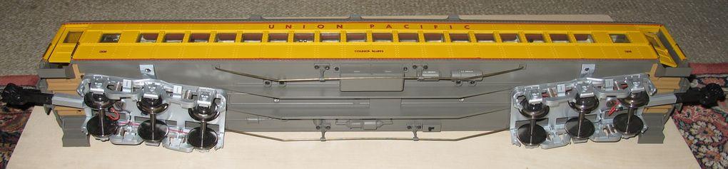 Les trains Aristo-Craft échelle 1/29-1/24eme sur voie G