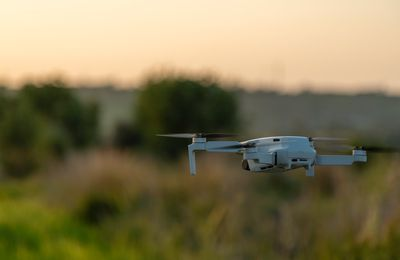 The Expanding Popularity Of Amateur Drone