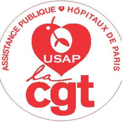 La CGT investit le siège de l'AP-HP (Hôpitaux de Paris)  pour le retrait du Passe « sanitaire »
