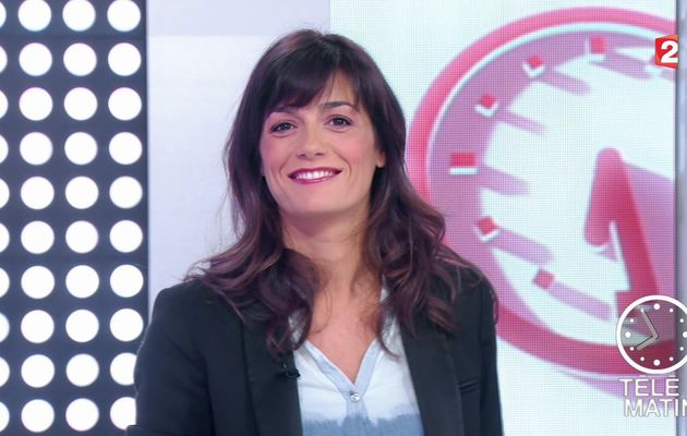📸11 TANIA YOUNG @telematin @France2tv ce matin #vuesalatele