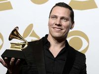 "Congratulation: Tiësto won a Grammy with the remix ""All of Me""- photos"