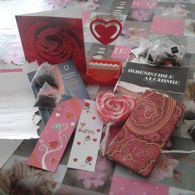 Swap Be My Valentine
