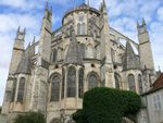BOURGES... LA CATHEDRALE.
