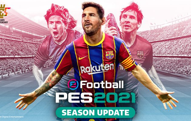 [TEST] EFOOTBALL PES 2021 SEASON UPDATE XBOX ONE X : la mise à jour de la meilleure version current gen