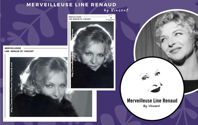 PHOTOS: Line Renaud (2 photos)