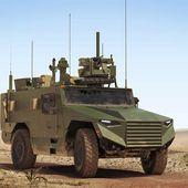 """Le futur Véhicule blindé multi-rôles léger de l'armée de Terre s'appellera """" Serval """""""