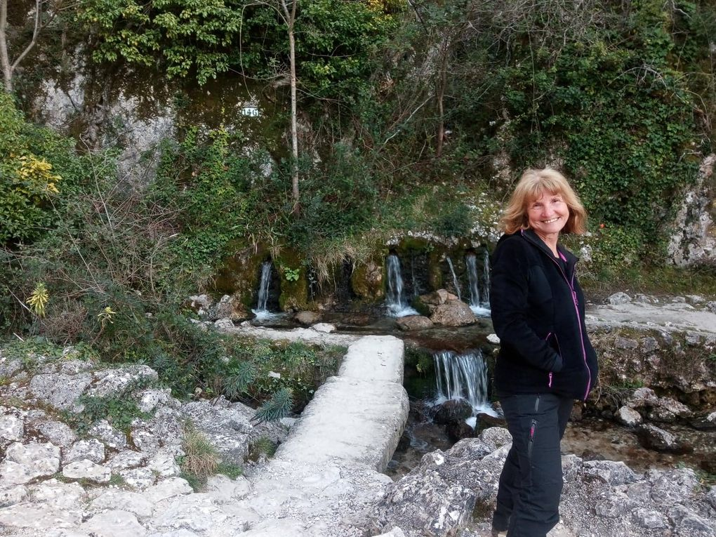 Sortie touristique ,Vaison la Romaine -Le Ventoux
