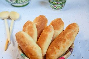 Pain au fromage