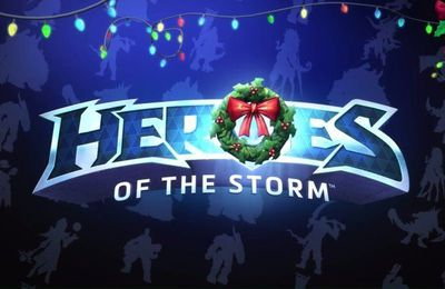 Heroes of the Storm - Hanzo, des ajustements, m.a.j  hivernale.