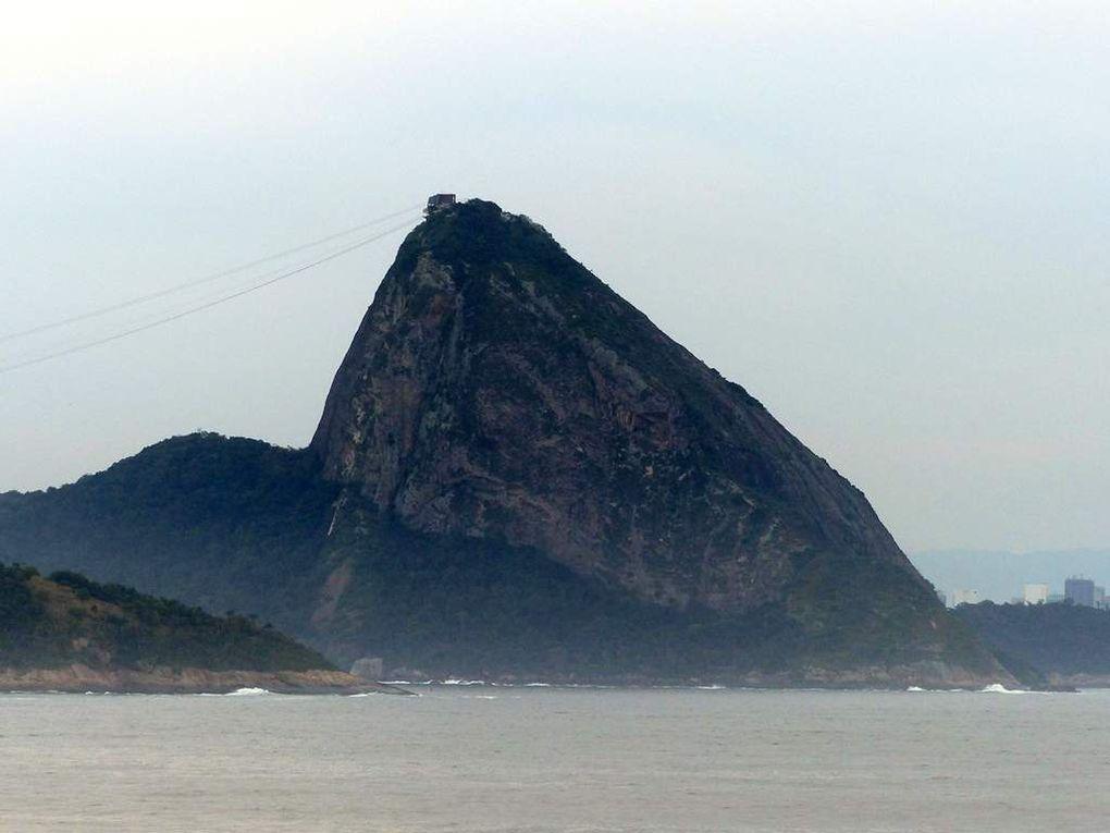 Une courte escale à Rio de Janeiro