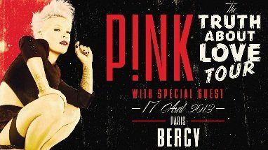 P!nk : The Truth About Love Tour 2013