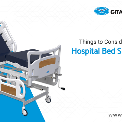 Things to Consider While Choosing a Hospital Bed Supplier in India