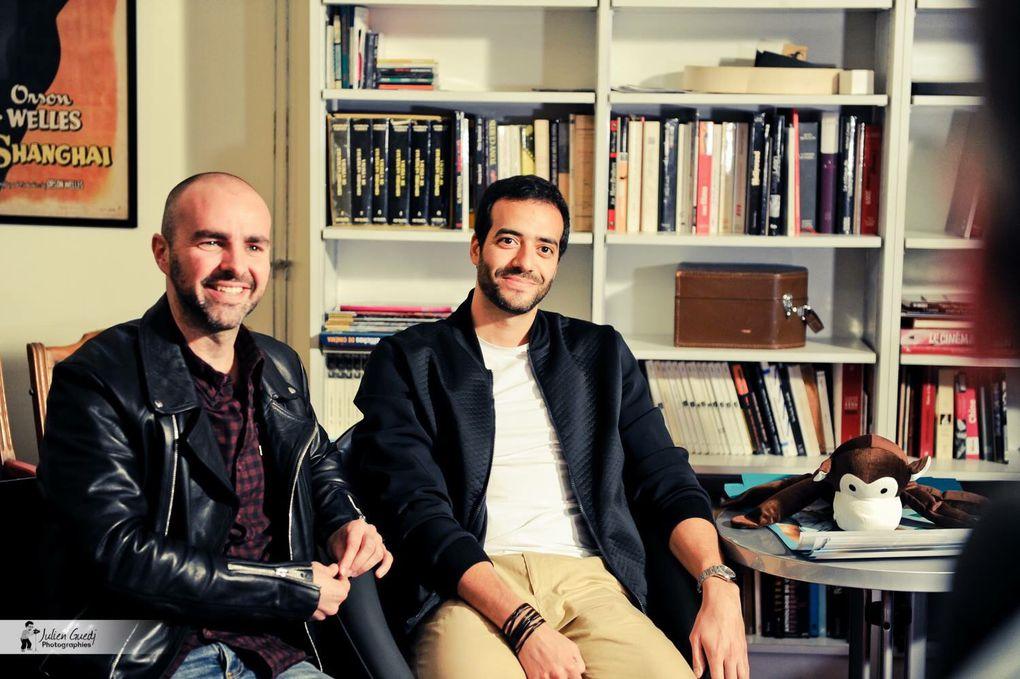 Deux mois avant son lancement, j'ai eu le plaisir d'interviewer l'équipe de BABYSITTING 2 , nous étions les tous premiers
