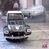 FASCICULE N°69 CITROEN DYANE CABAN NOREV 1/43 - car-collector.net