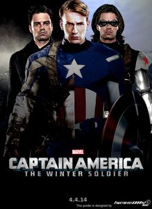 Cinéma: Captain America: The Winter Soldier - Spot TV