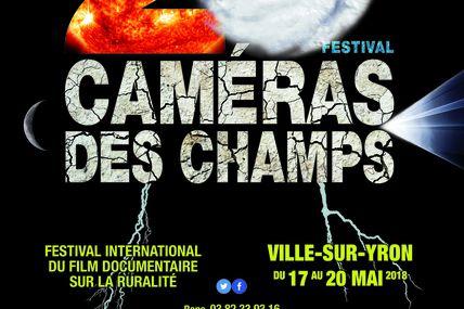 Ville-sur-Yron ( 54) 20 éme CAMÉRAS DES CHAMPS du 17 au 20 mai 2018