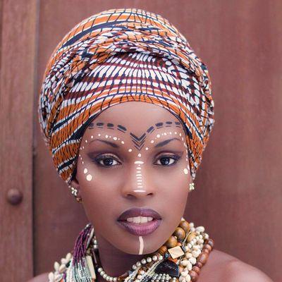 Maquillage ethnique