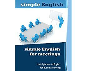 Simple English for meetings