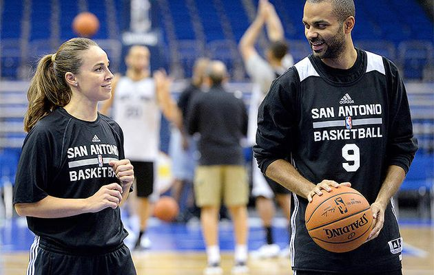 All Star Game: Becky Hammon entre dans l'histoire