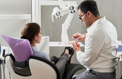 Dental Therapy for Clients