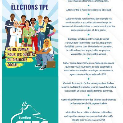 Salariés des TPE et du particulier employeur : dernier jour ce mardi 6 avril pour voter pour l'élection de vos représentants