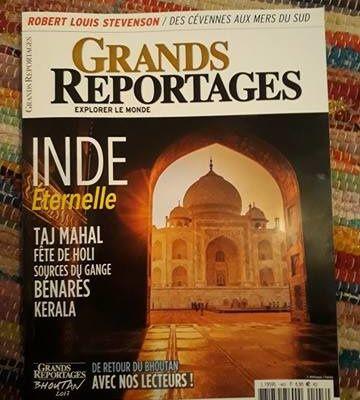 Grands Reportages Magazine - Février 2018 - Inde