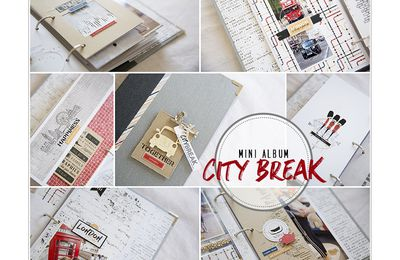 "Mini album ""City break"""
