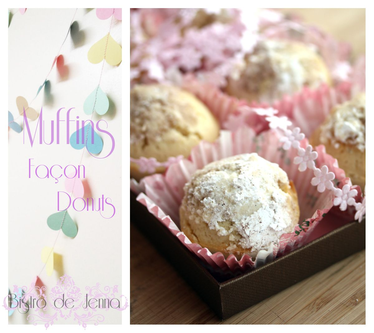 Muffins façon Donuts