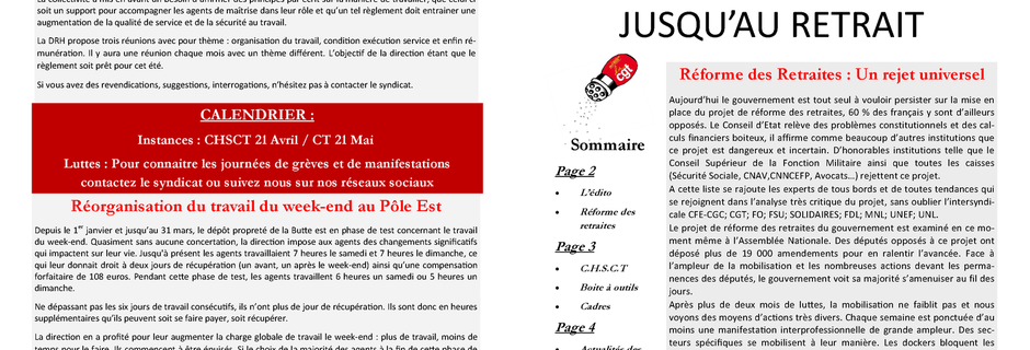 Journal CGT grain de sel